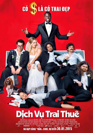 The Wedding Ringer 2015 poster