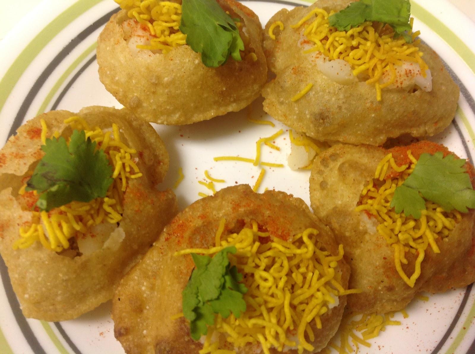 how to make masala puri chaat at home