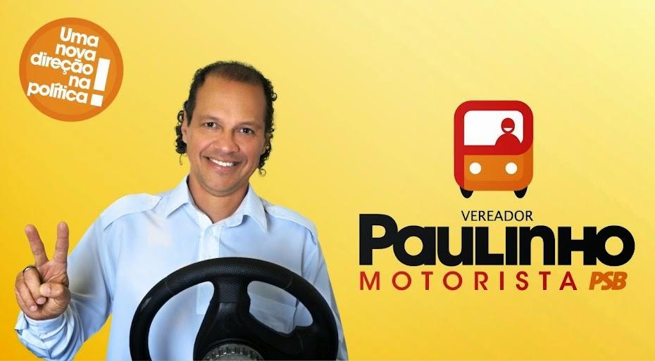 VEREADOR PAULINHO MOTORISTA