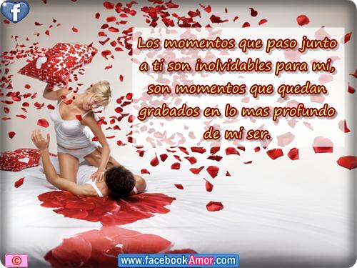 Bonitas frases romanticas para facebook  Imágenes Bonitas para