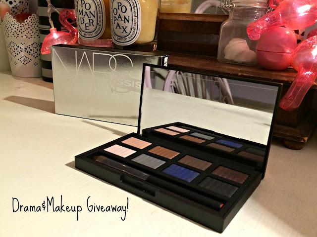Drama&Makeup Turns Four+ Giveaway!
