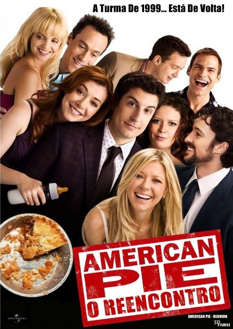 American Pie 8: O Reencontro – Dublado (2012)