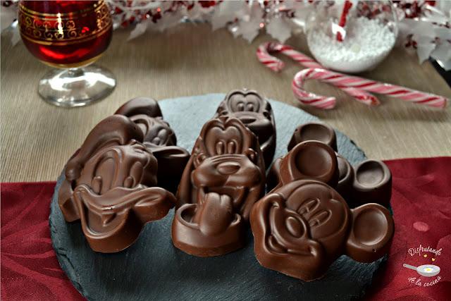 TURRON DE CHOCOLATE CRUJIENTE