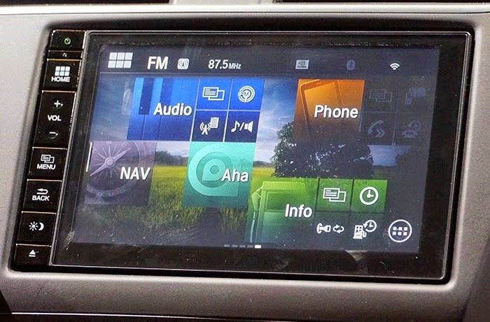 Honda bring Android in Honda Civic with Nividia