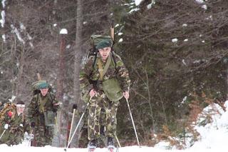 Military Skiing