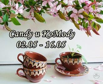 Candy u Pani Komody do 16.05.