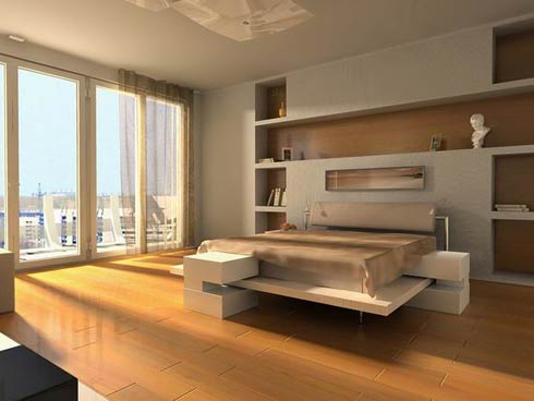 Modern Bedroom Pictures