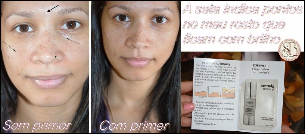 Somando Beleza, Primer Contém 1g, Maquiagem, Makeup