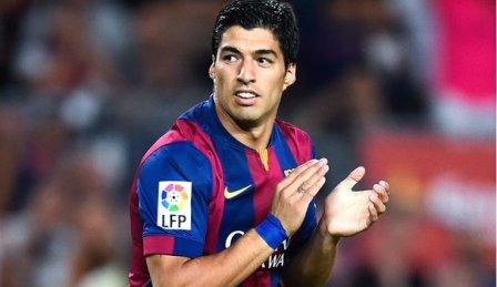 Luis Suarez 65 juta Pounds (Rp1,25 triliun)