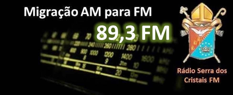Rádio Serra dos Cristais FM 89,3 Cristalina GO