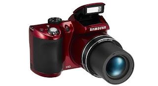 New digital camera, samsung wb110, HD Video camera