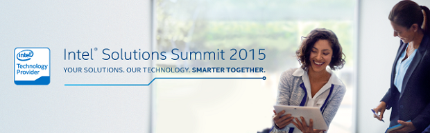 Intel Solutions Summit 2015