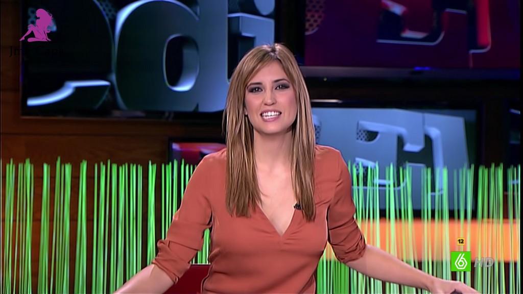 SANDRA SABATES, EL INTERMEDIO (03.11.15)