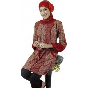 Model Baju Muslim Terbaru 2012 Desain Bagus