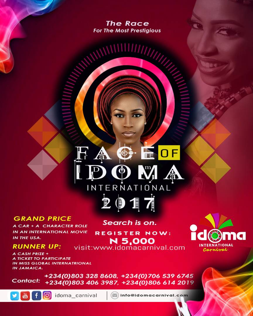IDOMA CARNIVAL 2017