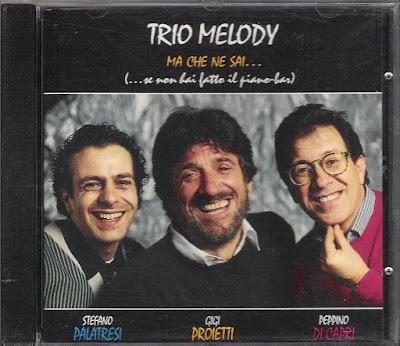 Sanremo 1995 - Trio Melody - Ma che ne sai - se non hai fatto pianobar