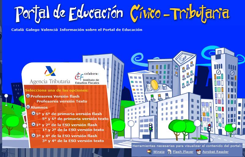 http://www.agenciatributaria.es/AEAT.educacion/HomeEducacion_es_ES.html