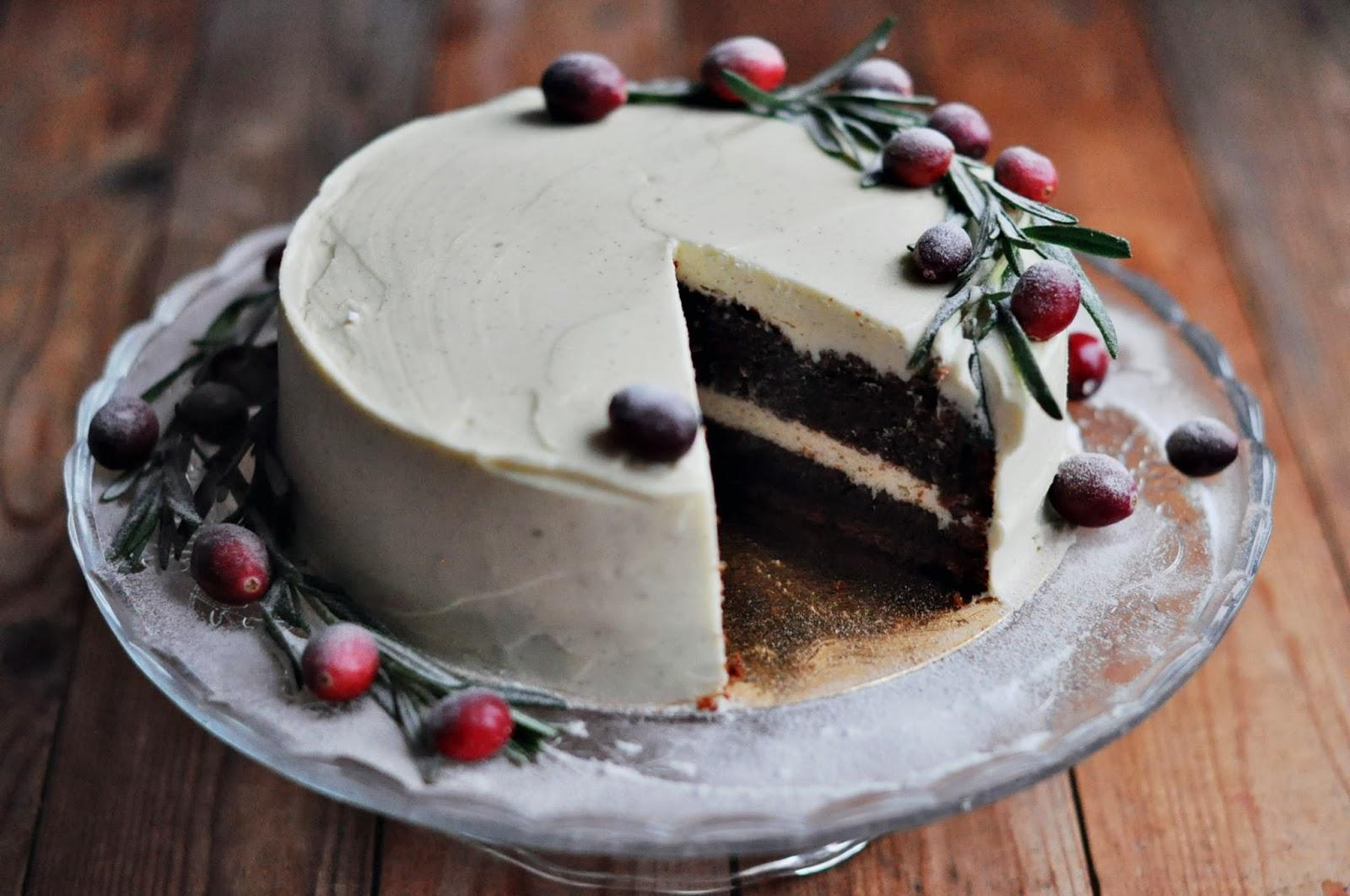 Бисквитный торт с кремом из маскарпоне рецепт