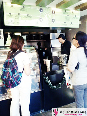 Moonleaf Tea Shop at The Columns, Makati (Food Review)