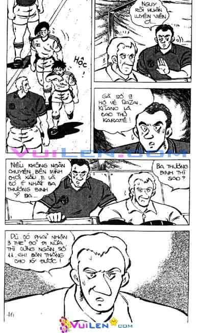 Jindodinho - Đường Dẫn Đến Khung Thành III  Tập 37 page 46 Congtruyen24h