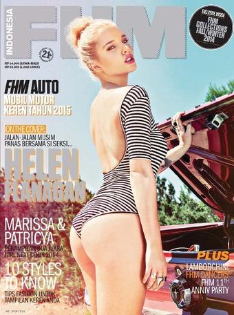 E-Magz FHM Indonesia 2014
