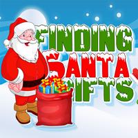 Ena Finding Santa Gifts