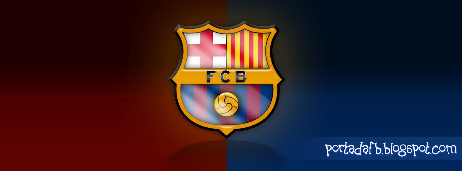 DISEÑO PORTADA PARA FB - FC BARCELONA