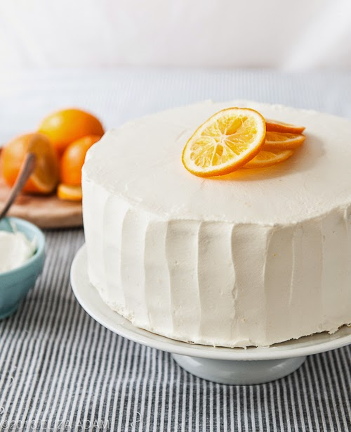 Notes from My Food Diary: Triple Lemon Chiffon Cake with ...