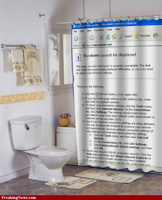Funny shower curtains Seen On www.coolpicturegallery.us