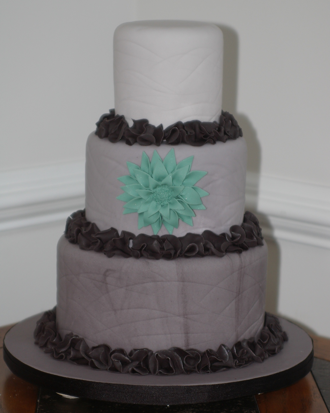Ices Cake Organization