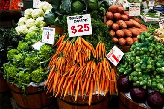 essay on increasing prices of food