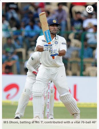 Ind-v-NZ-2nd-Test-MS-Dhoni