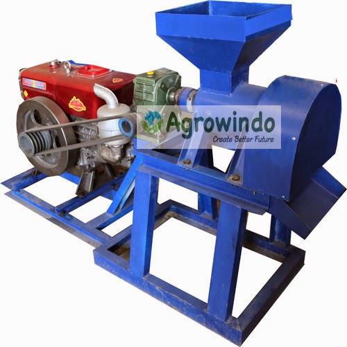 mesin pertanian modern
