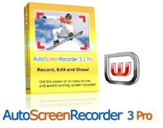 AutoScreenRecorder Pro 3.1.373 Free Download