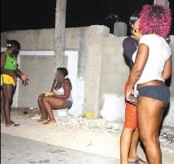 Sluts The Bahamas