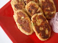 Bread Cutlets