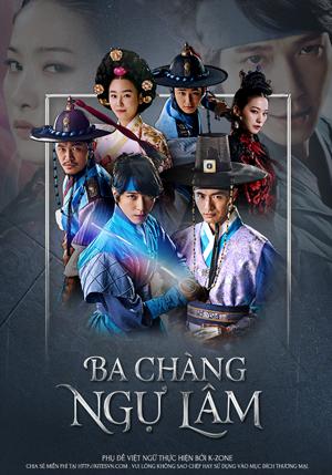 Ba Chàng Ngự Lâm (HQ) - The Three Musketeers
