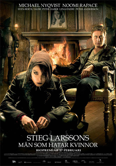 The predictability of stupidity movie reviews the girl for The girl with the dragon tattoo movies
