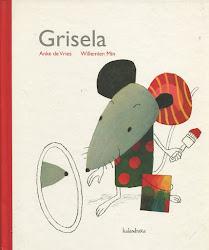 """Queres ouvir uma história?  """"Grisela""""  de Anke de Vries"""