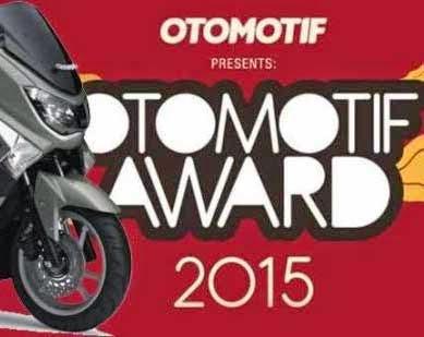 Daftar Motor Terbaik 2015 110-600cc (Otomotif Award)