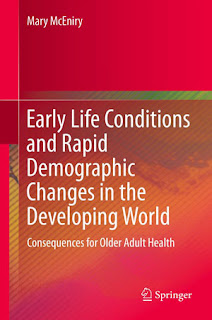 Book cover image: Early Life Conditions and Rapid Demographic Changes in the Developing World