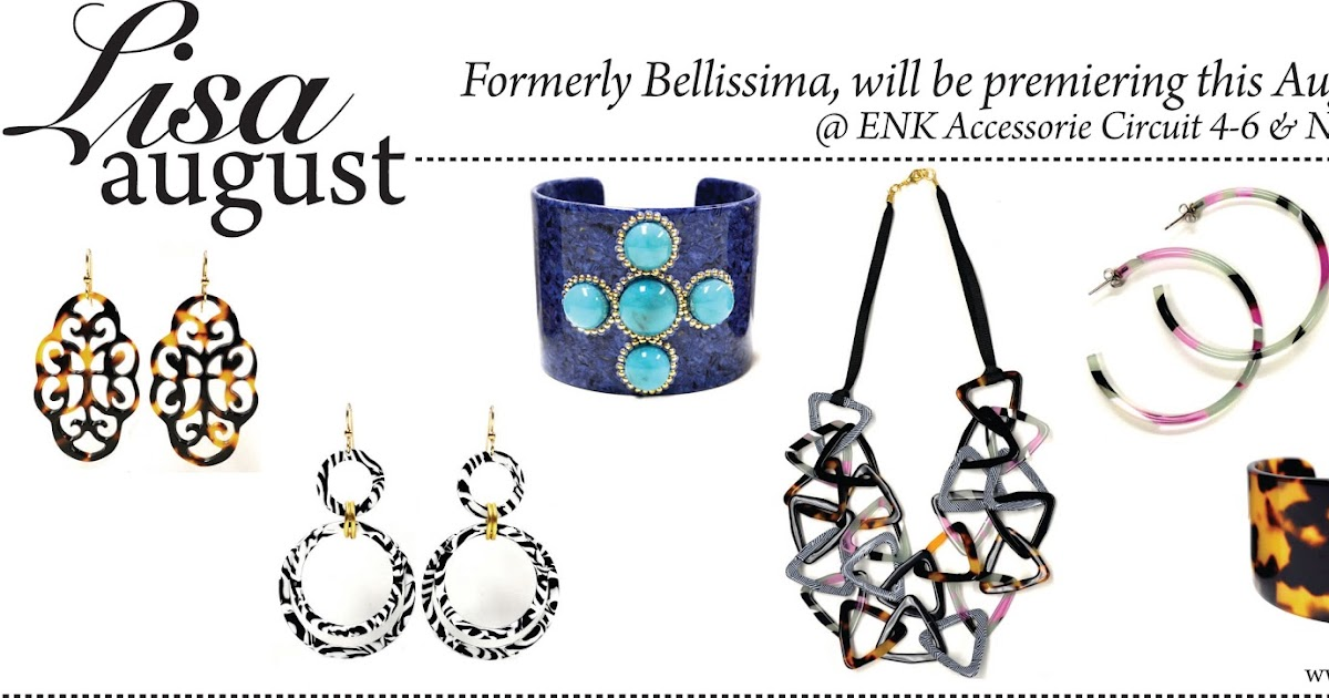 Being bellissima we 39 re lisa august now for Bellissima jewelry moschitto designs