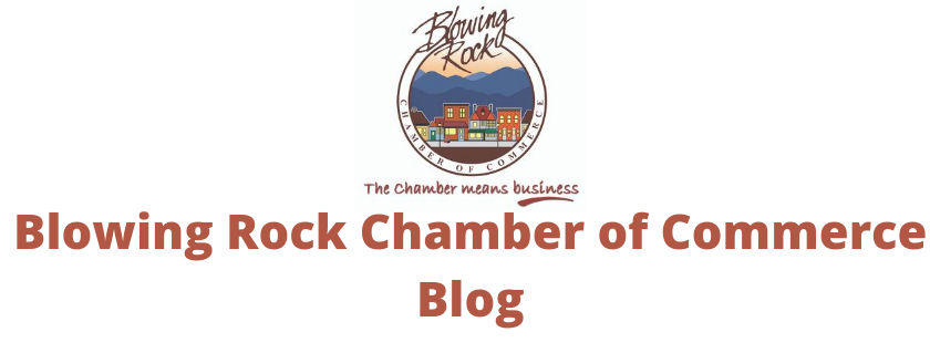 Blowing Rock Chamber of Commerce Blog