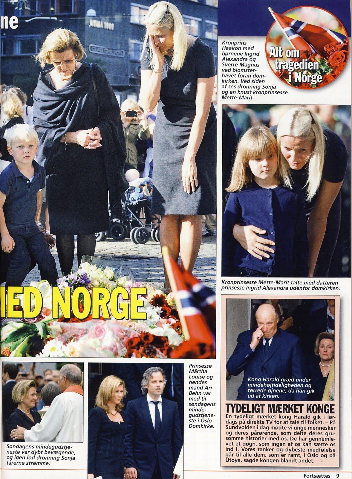 dronning af norge