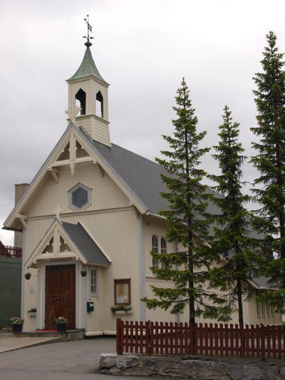 St.Sunniva Harstad