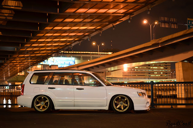 Subaru Forester SG, crossover, japońska motoryzacja, tuning
