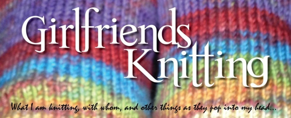 Girlfriends Knitting