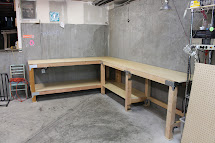 DIY Garage Workbench Ideas