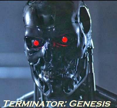 Cinema Static: TERMINATOR: GENESIS, Arnold Schwarzenegger ...