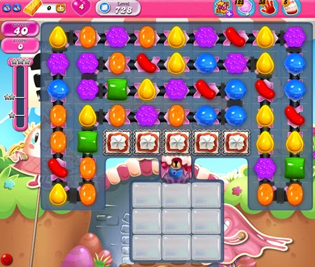 Candy Crush Saga 728